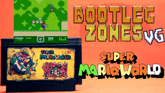 Bootleg Zones: Super Mario World