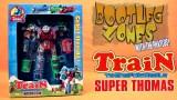 Bootleg Zones: Thomas Train Transformer