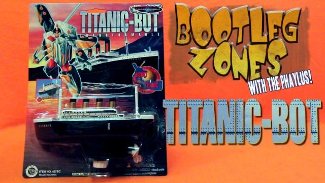Bootleg Zones: Titanic Bot