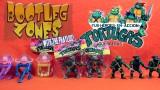 Bootleg Zones: Your Heroes in Action Turtles Warriors