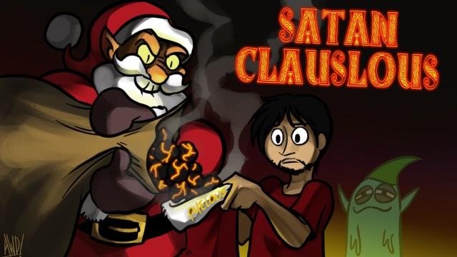 Disney's Satan Claus