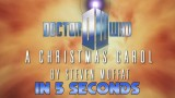 Doctor Who Christmas Carol - 5sec