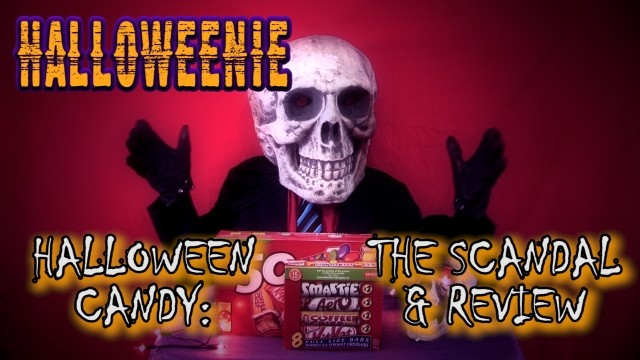 Halloweenie - Halloween Candy - The Scandal & Review