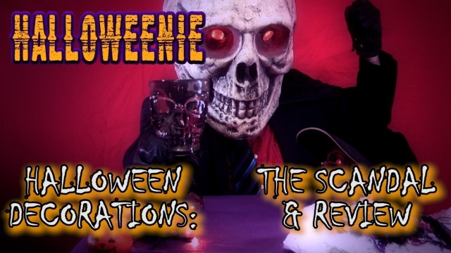 Halloweenie - Halloween Decorations - The Scandal & Review