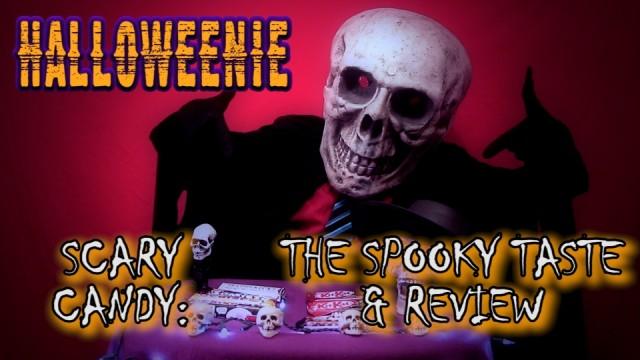 Halloweenie - Scary Candy