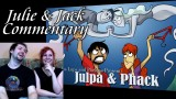 Julie and Jack Video Commentary and Bloopers