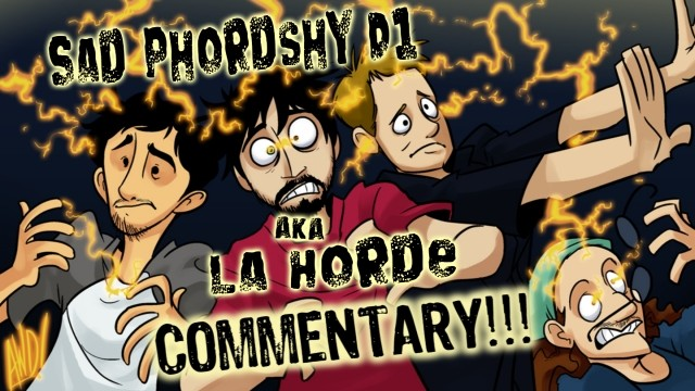 La Horde Commentary