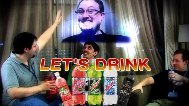 Let's Drink Old MtnDew Flavors