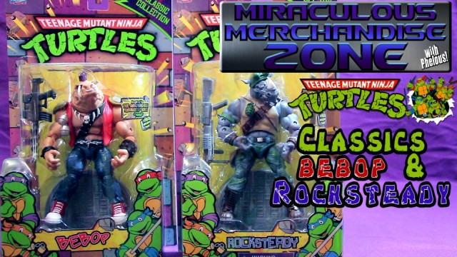 MMZ: Classics Bebop and Rocksteady