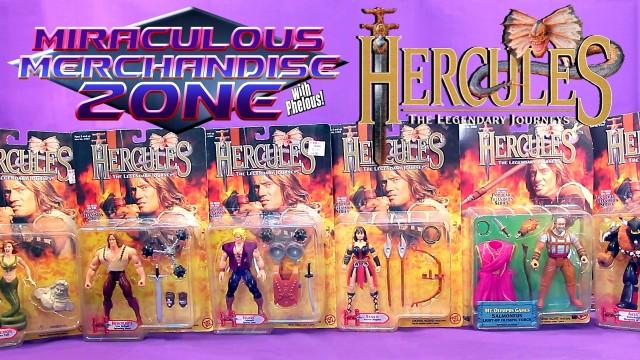 MMZ: Hercules Figures
