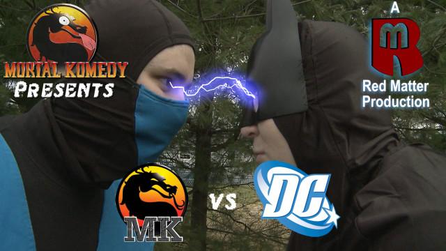 Mortal Komedy - MK vs DCU