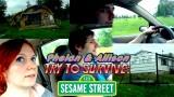 Phelan & Allison Try to Survive Sesame Street