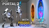 Portal 2 Co-Op with Jon Part 1 and 2