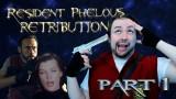 Resident Evil Retribution Part 1