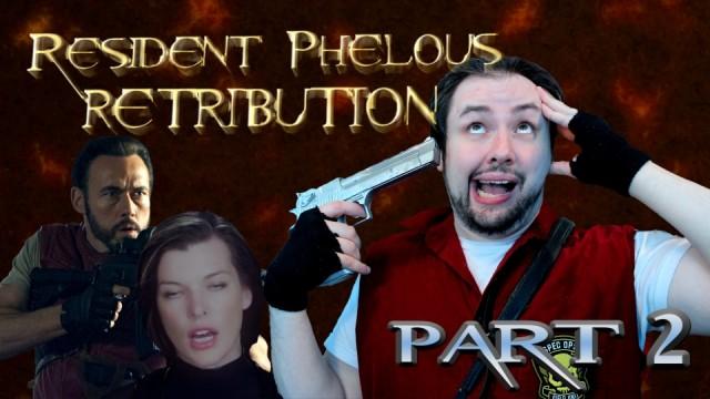Resident Evil Retribution Part 2