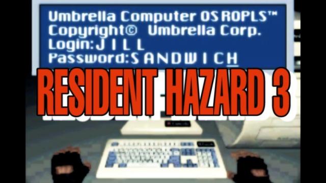 Resident Hazard 3