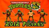 TMNT 2012 Figures