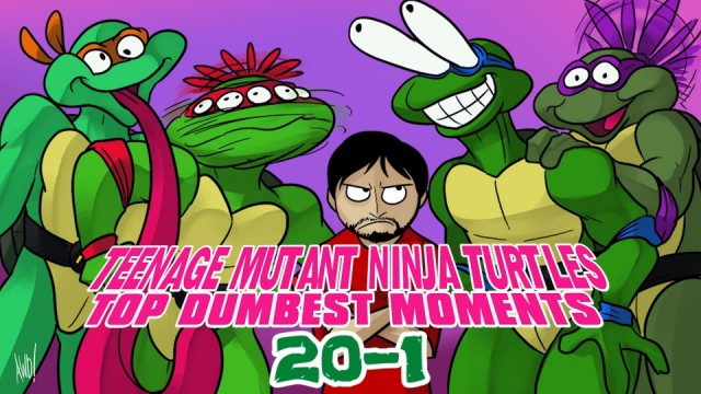 TMNT Top Dumbest Moments Part 2