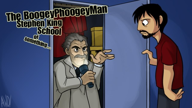 The Boogeyman - Stephen King