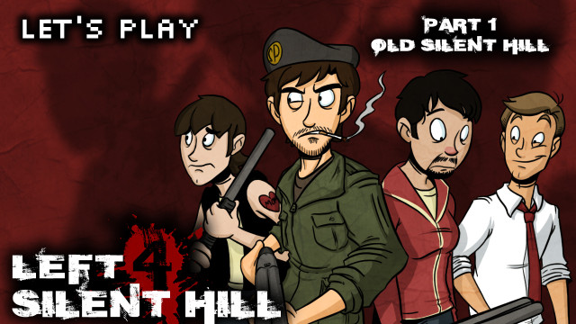 Left 4 Silent Hill LP